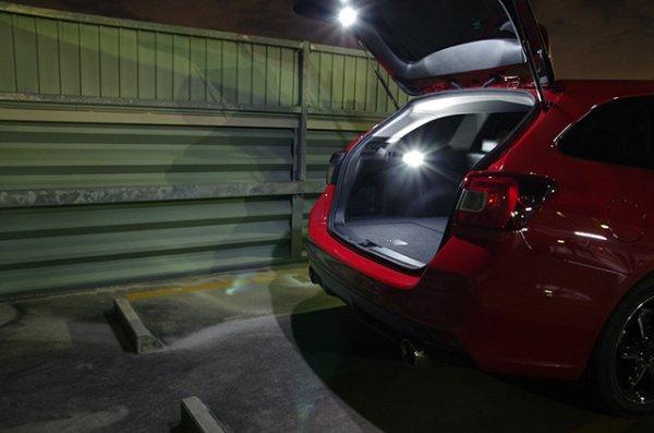 画像1: LEDカスタムラゲッジランプ  【VM】レヴォーグ