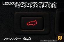 他の写真3: 【SJ】フォレスター LEDカスタムラゲッジランプ